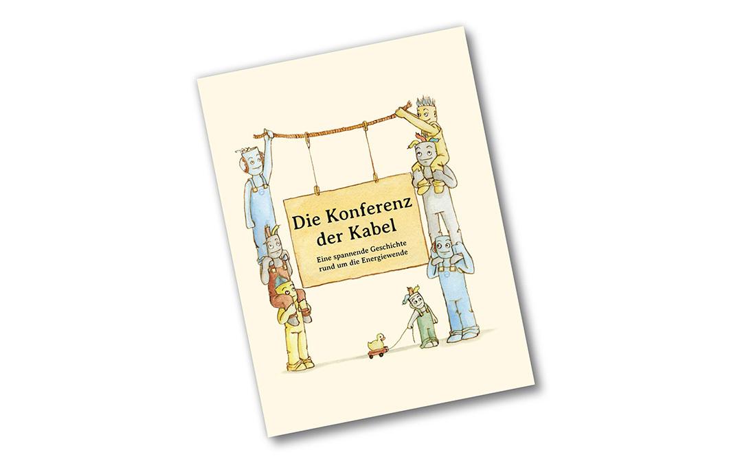 ÖPNV Stadtwerke-AWARD 2013: Federstein entwickelt für die SWB Bonn ein Kinderbuch zur Energiewende
