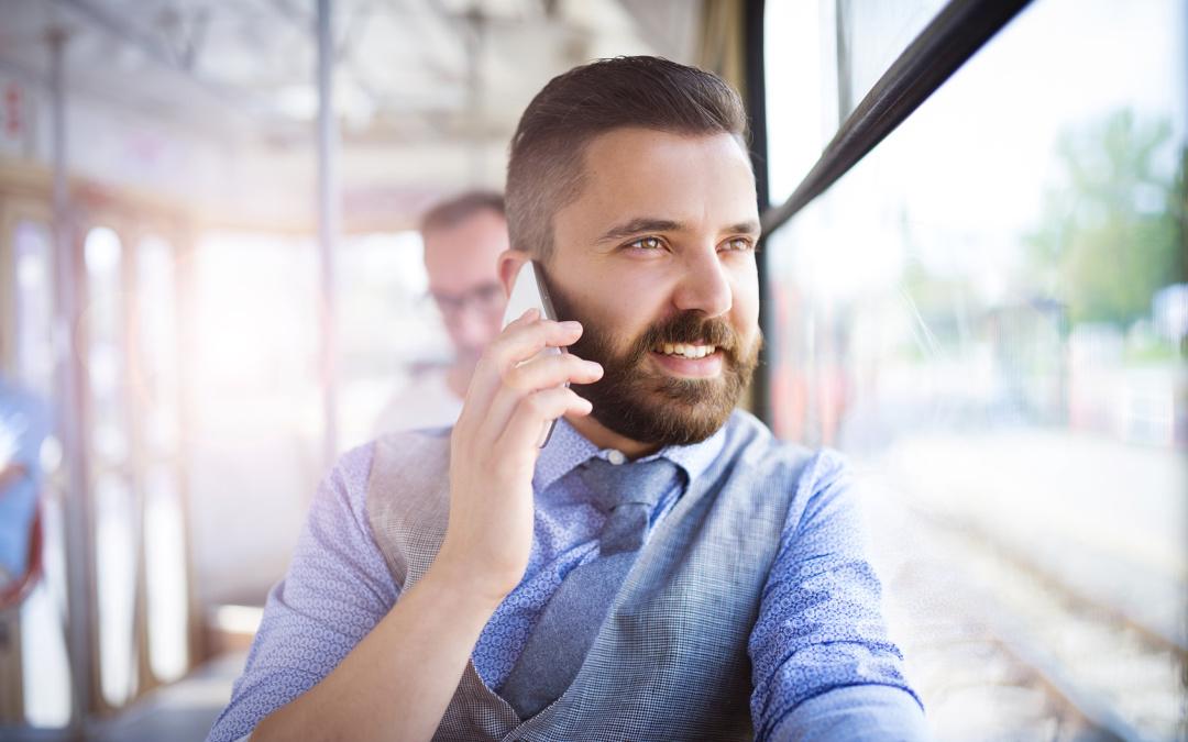 Worum es in der ÖPNV Kommunikation geht